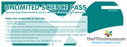 Buy Unlimited Science Passes